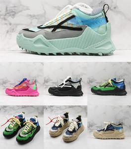 2020 Yeni ODSY-1000 Ok Sneakers Erkek Kadın Spor Eğitmenler Platformu Kırmızı Yeşil Triple S des Chaussures Zapatos Scarpe Ayakkabı Koşu