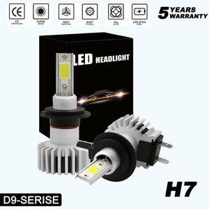 Kit haute luminosité 12V 110W 8000K 6000K 26000LM 9005 H1 H8 H4 Turbo Ampoule LED voiture antibrouillard H3 H7 H11 H10 9006 9012 8000K Ampoules