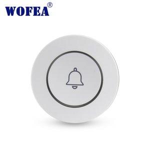 Ein-Schlüssel 433MHZ drahtlose Notruftaste Alarm V10-Alarm-System Türklingel drahtlose Notruftaste Patient Hilferuf