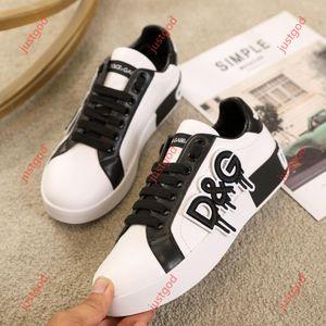 Dolce Gabbana 2020 новый высокое качество мужская кожаная повседневная обувь, платформы печати шаблон пара обувь Мода личность дикий спортивная обувь hococal