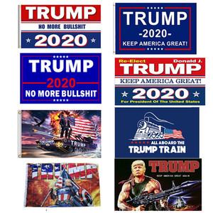 Donald Trump Bandeira 2020 Trump Presidente Flags 3X5 pé Mantenha América Grande bandeira