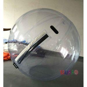REE Expédition 2M eau boule de marche Zorbing eau Ballon Ballon gonflable géant Zorb humaine Hamster Football