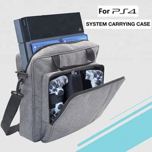 Yoteen Massenger Bag for PS4  Slim  Pro Bag Protective Shoudler Travel Storage Bag for Sony Console PS4 Playstation4 Accessories