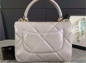 Best-seller de couro de marca, bolsa branca, bolsa de ombro, alça de ombro mochila de alto luxo designer de moda do mundo 92236