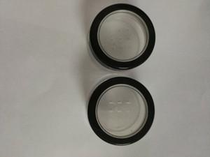 10 g kozmetik makyaj LX5581 için elek toz kabı teneke kadar büküm döner taşınabilir gevşek toz kavanoz