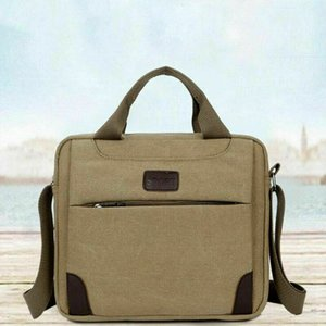 حقائب الرجال قماش رسول حقيبة الكتف حقيبة يد السفر في الهواء الطلق المشي كروسبودي