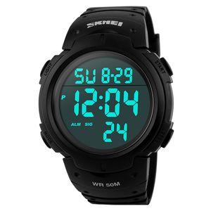 Alta Qualidade Men Boy Digital Relógio de pulso Student Boy Ladies presente Digital Sport Watch Outdoor Relógios Homens