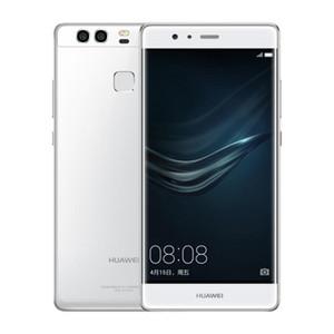 Оригинальный Huawei P9 4G LTE сотовый телефон 4GB RAM 64GB ROM Kirin 955 Octa Core Android 5.2-дюймовый двойной задний 12MP камера отпечатков пальцев ID мобильный телефон