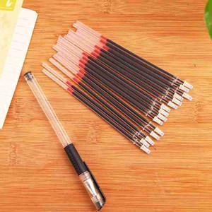 0.5mm Gel Pen Refills Set Black Ink Students Gel Pens Signature Offer Special Writing Stationery Sale Office School Office