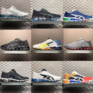 Sheet Rock GEL-Quantum 360 5 Youth Mens Casual Running Shoes Black Speed Red 2020 Tokyo Olympic Trainers Piedmont Grey Black