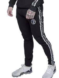 YEMEKE Primavera GYMS Mens Pantaloni Pantaloni Fitness Fitness Moda di Marca Jogging Pantaloni Della Tuta Pantaloni Snapback Pantaloni Uomo Casual Pants2019