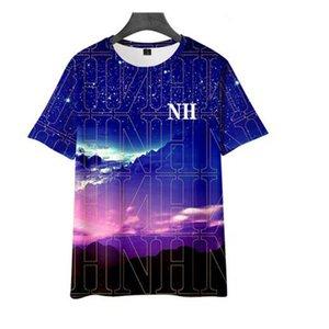 Рубашка Harajuku 3D Tshirt Hussle T Hip Hop Одежда Повседневная Летняя футболка Мужские Мужские Улица Улица Рубашки Nipsey Негабаритные Топы VLHOT