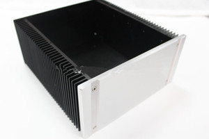 Freeshipping NUEVO B2412B completa Caja de aluminio / AMP Mini caja / chasis del amplificador de potencia