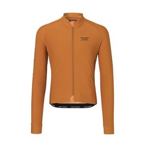 2019 PNS Nova Primavera / Roupas masculinas Jersey Autumn manga comprida Ciclismo jersey Maillots CiclismoMTB Mountain Bike Tops