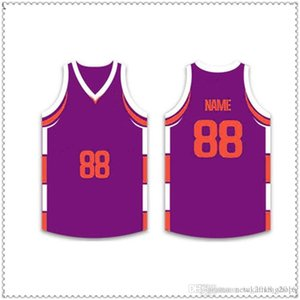 Mens Top Jerseys Embroidery Logos Jersey Cheap wholesale Free Shipping FVCBN48745 mm bb2