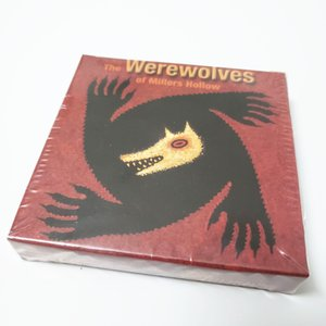 Werewolves Other Golf Products Golf Board Game full English version for home party adult Financing Family playing cards game 24 cards