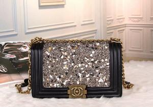 bolso de cadena de la cadena bolsa de hombro de la manera personalizada diseñador clásico de 2020 la parte superior de lujo de gama alta internacional caliente 675