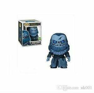 Chine Funko Pop Game Of Thrones géant Wight # 60 2018 Printemps Convention Exclusive vinyle