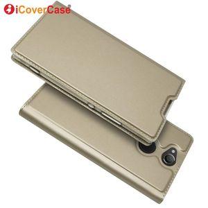 Für Sony Xperia XA2 Fall XA2 Ultra Fall Flip Leder Abdeckung Telefon Coque Für Sony Xperia XA2 Plus Fall Book Wallet Funda Zubehör
