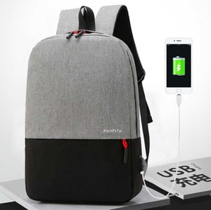 Multifunction USB Charging Backpack Laptop Backpacks Anti Theft Waterproof Schoolbag Business Duffel Bags Outdoor Sports Hiking travel Bags