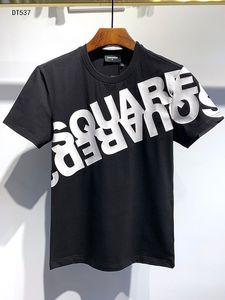 ds2 20SS Italia Disco Punk Streetwear hombre camisetas Carta de impresión de alta calidad Pantalones cortos Tops mujeres de los hombres de Hip Hop Harajuku Camiseta Tee DS537