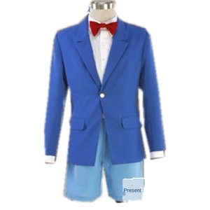 c Detective cosplay c Detective Conan Cosplay abbigliamento abbigliamento Conan