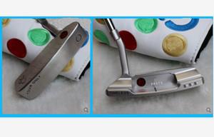 Nouveau Top qualité T Utiliser seulement moins de temps Golf Putter + Putter Headcover Real Photos Contacter le vendeur Acheter 2 pièces Get Big Discounts DHL Livraison
