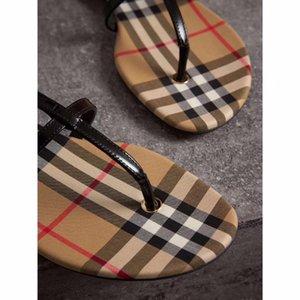 YY НОВЫЕ 2020 Женской Designersandals повелительница Luxuryslippers Многоцветных пляжных тапочек женщины Brandsandals флип-флоп Size35-39 20021702T