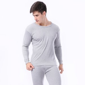 Winter Lovers Cotton Keep Warm Thermal Underwear Couple Breathable Long Johns Tops Bottom Clothes Pajamas Suit Oversize 3XL