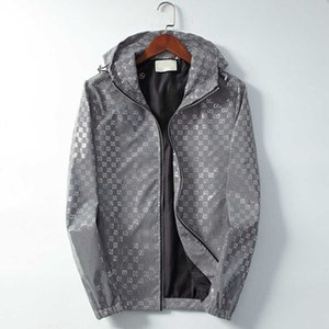 Wholesale men's 2020SS luxury clothing men's designer jacket windbreaker men's jacket designer jacket