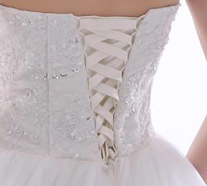 Espartilho de cetim Kit Com Zíper vestido de Vestido de Casamento de Substituição Todas As Cores Voltar Lace Up Para Vestidos De Noiva Barato Lace Up Frete Grátis