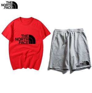 Мужчины лето короткие Slevve спортивный костюм 2шт спортивный костюм с коротким рукавом футболка+шорты из двух частей хип-хоп спортивные шорты футболка мужской комплект
