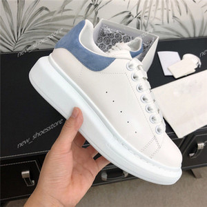 New Mens Womens 3M Reflective Shoes Fashion Platform Leather Suede Casual Shoes Walking Dress Luminous Fluorescent Sneakers