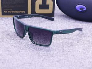 2020 Polarize lens güneş gözlüğü erkekler Costa'nın güneş gözlüğü Klasik Sürüş HD Tasarımcı Güneş UV Koruma Moda Lüks Spor gözlük RIC