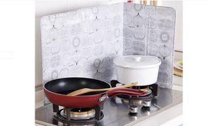 Kitchen Cooking Frying Pan Oil Splash Screen Cover Anti Splatter Shield Guard Anti-oil Baffle Kitchen Cookware Parts