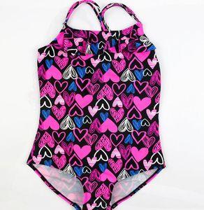 Hot Girls Maillots de bain pour bébés Halter barboteuses maillot de bain pour enfants Vêtements Mode Bikinis Plage Maillot de bain Onesies 2 styles