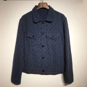 Lüks Erkek Palto Kadınlar Marka Ceket Kış Marka Ceketler desigenr kot ceketler Moda Açık marka WINDBREAKER kot ceket B103594L