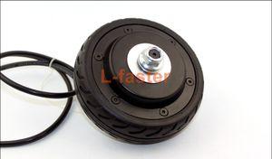 """24 V / 36 V 200 Watt 5 Zoll Elektroroller Motor Rad Mit Vollreifen 5 """"Elektrische Bürstenlose DC Gearless Hub Motor Mit Hallsensor"""