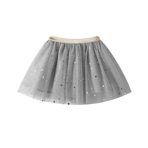 New Fashion Baby Kids Girls Princess Stars Paillettes Party Dance Ballet Tutu Gonne gonna gonna bambini gonna tule