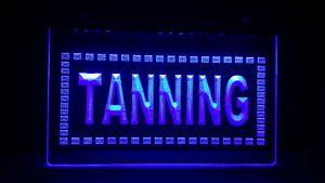 TA05 Tanning Shop Sun Lotion NEW LED Neon Light Sign Wholeselling Dropshipper vintage home decor