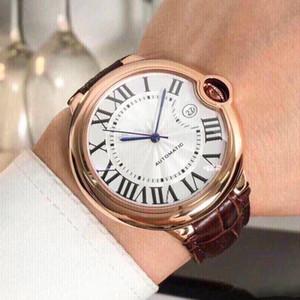 2020 venda relógio quente homens relógios de grife relógio movimento relógios 42 milímetros mostrador do relógio mecânico automático dayjust frete grátis atacado