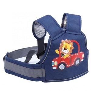 Adjustable Protection Harness Baby Backpacks Carrier Motorbike Riding Bike Children Safety Harness Backseat Security Sling Belt