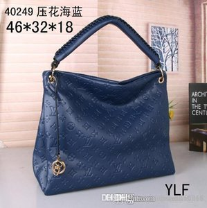 SALE !! HOT 2020 Famous Totes bags women leather Bags Fashion lady Handbag Factory wholesale In Stock Real