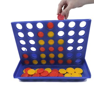 لعب ماستر الصف متن هدية ربط 4 لعبة الكلاسيكية ماستر طوي أطفال الأطفال الخط مجلس صف أعلى لغز لعب هدية
