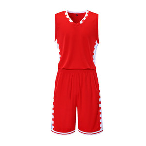 Jersey Sport vêtement 2019 Version thaïe Liaoning équipe de basket-ball Serve Costume Homme Lettrage Cba Jersey National Basketball équipe