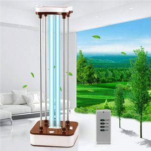 Ультрафиолетовые бактерицидные лампы, 110В УФ Озон Ультрафиолетовый Бактерицидные Стерилизация Главная Дезинфекция Улучшение света с пульта дистанционного управления 36W