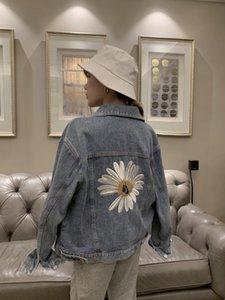 2020 high-quality women jacket autumn casual long-sleeved coat fashionable modern style jacket 3Z9X