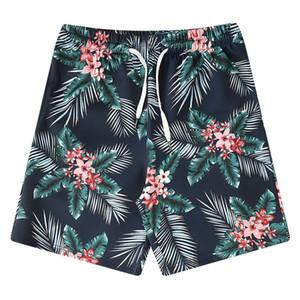 Summer Men Shorts Loose Casual Summer Five Pants Men Trend Hip Hop Big Pants Trousers Men Beach Pants