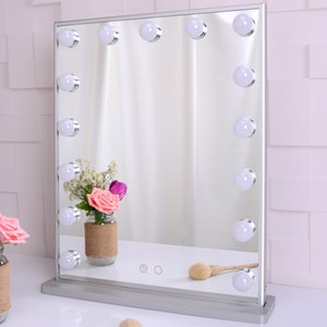 Beautme Warm White Color Temperature LED Light Source Mirror hollywood vanity mirror with lights bulbs kits