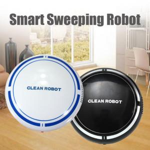 Automatische Reinigungsroboter USB aufladbare Smart-Roboter-Vakuumbodenreiniger Kehrmaschine Roboter reinigen Helfer für Home Office